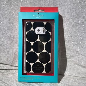 Kate spade phone case for the Samsung S6